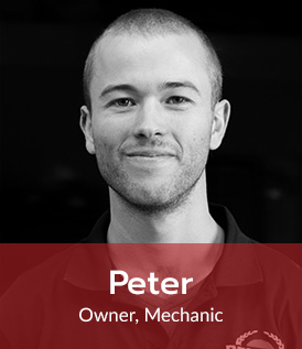 Peter - Owner / Mechanic