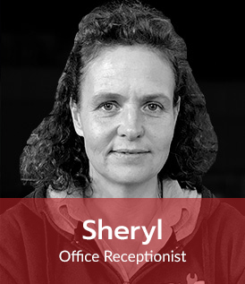 Sheryl - Office Receptionist