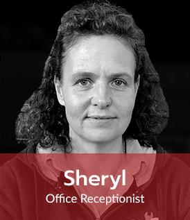Sheryl - Office Receptionist
